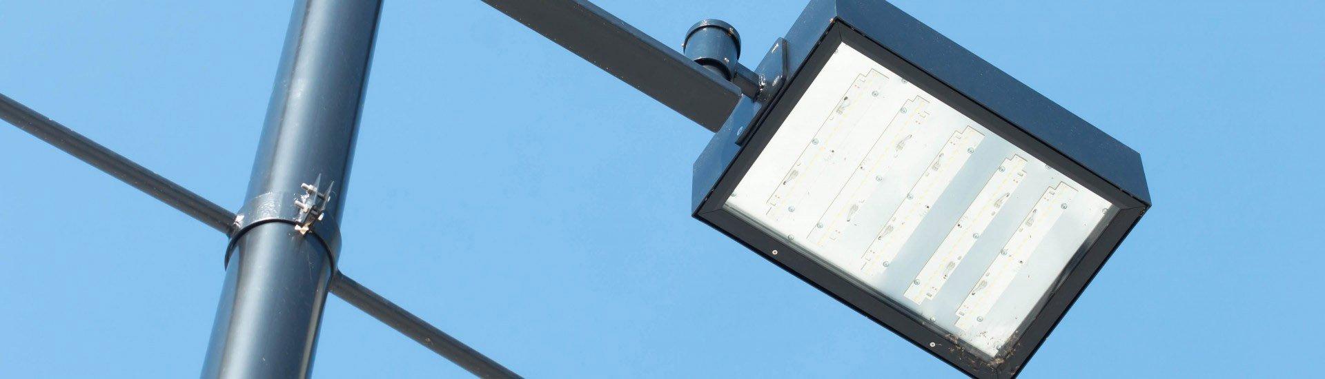 Comune di Fontanellato riqualificazione a LED